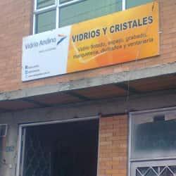 Vidrios y Cristales en Bogotá
