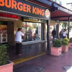 Burger King- Apoquindo en Santiago