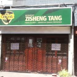 Zisheng Tang en Santiago