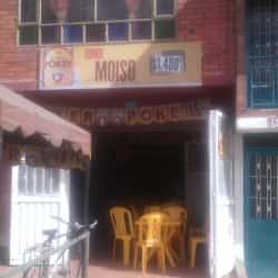 Donde Moiso en Bogotá