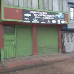 Importadora Hyundai Korea en Bogotá