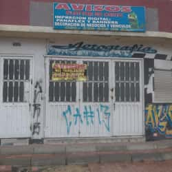 Avisos Plotter De Corte en Bogotá