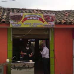 Arepas Rellenas Macondo en Bogotá