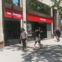 Banco Desarrollo en Santiago