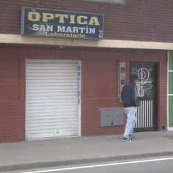 Óptica San Martin en Bogotá