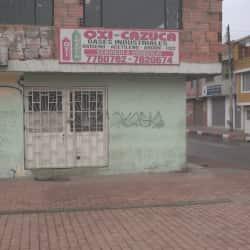 Oxi Cazuca  en Bogotá