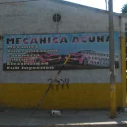 Mecanica Acuña en Bogotá