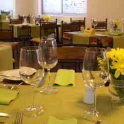 Restaurant La Forchetta en Santiago