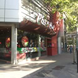 Pizza Hut - Guardia Vieja en Santiago