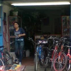 Bicicletería en la 111 en Bogotá
