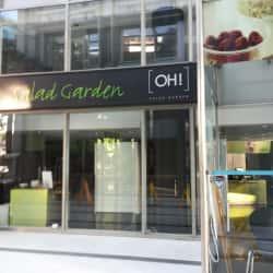 Oh Salad Garden - Nueva Lyon  en Santiago