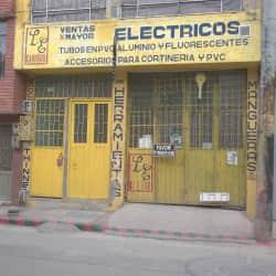 Ferretería L.E Carrero en Bogotá