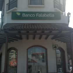 Banco Falabella Cantagallo en Santiago