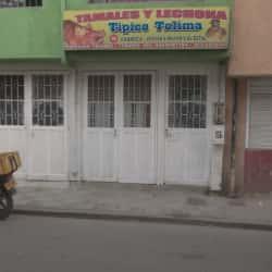 Típico Tolima en Bogotá