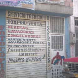 Servicio Técnico Calle 62 en Bogotá