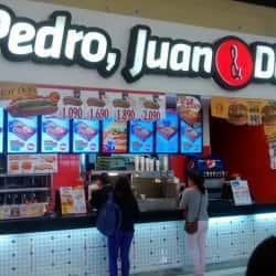 Pedro, Juan & Diego - Arauco Estación  en Santiago