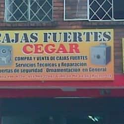 Cajas Fuertes Gegar en Bogotá
