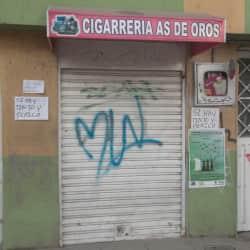 Cigarrería As De Oro en Bogotá