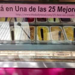 Heladería La Rosa - Lastarria en Santiago