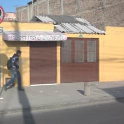 Cafetería Marisol en Bogotá