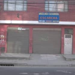 Escarcha en Bogotá