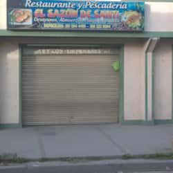Restaurante Y Pescadería El Sazón De Santi en Bogotá