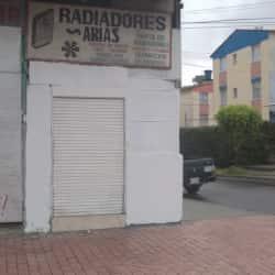 Radiadores Arias en Bogotá