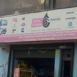 Filtros Y Aceites Sexta Avenida en Bogotá