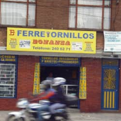 Ferretornillos Bonanza en Bogotá