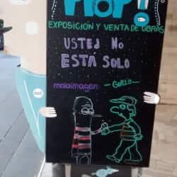 PLOP! Galería en Santiago