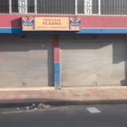 Video Bar Plasma en Bogotá