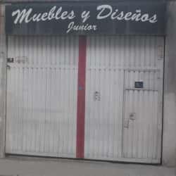 Muebles Y Diseño Junior en Bogotá