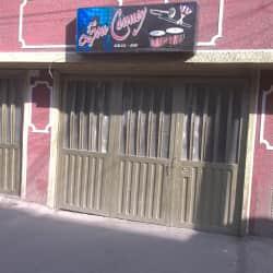 Son Canney en Bogotá