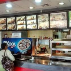 Burger King- Mall Arauco Paseo Estación. en Santiago
