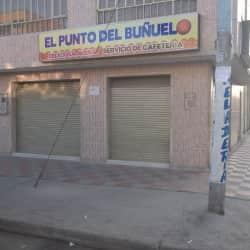 El Punto Del Buñuelo en Bogotá