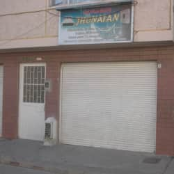 Almacén Jonatán en Bogotá