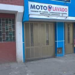 Motolavado Carrera 81H en Bogotá