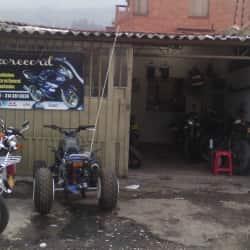 Motorecord en Bogotá