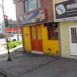 Mr Montoya en Bogotá