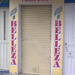 Isabela en Bogotá