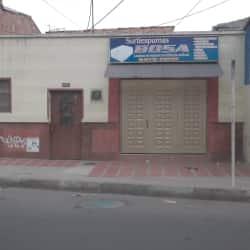 Surtiespumas Bosa en Bogotá