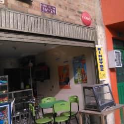 Minutos Tienda en Bogotá