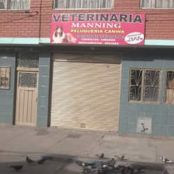 Veterinaria Manning en Bogotá