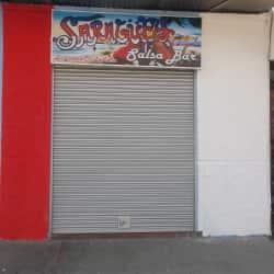 Saraguey Salsa Bar en Bogotá