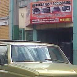 Autocarpas Y Accesorios en Bogotá