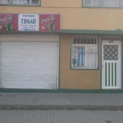 Donde Edgar en Bogotá