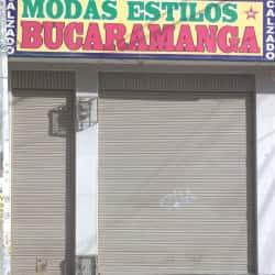 Modas Estilos De Bucaramanga en Bogotá