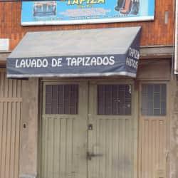 Tapiza Jorge Piza en Bogotá