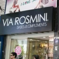 Via Rosmini - Providencia / Las Urbinas en Santiago