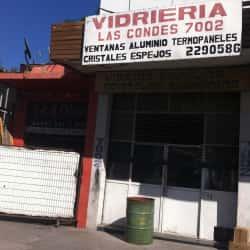 Vidriería- Las Condes en Santiago